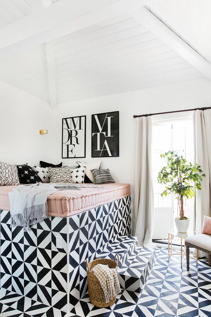 180 Best Black U0026 White Rooms Images On Pinterest | Black White Rooms, Living  Spaces And Penthouses Part 81