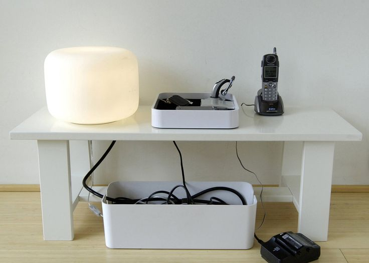 Cable box for cable management