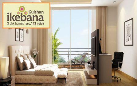 #LuxuryApartment where luxury is necessity #GulshanHomz #GulshanIkebana #Sector143, #Noida, #NCR, #India