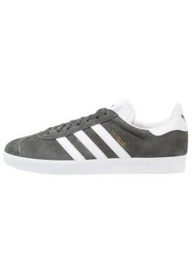 bestil adidas Originals GAZELLE - Sneakers - solid grey/white/gold metallic til kr 799,00 (05-11-16). Køb hos Zalando og få gratis levering.