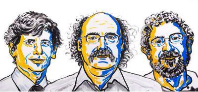 Nobel de Física premia descobertas importantes de estados exóticos de matéria http://muletacientifica.blogspot.com/2016/10/nobel-de-fisica-premia-descobertas.html