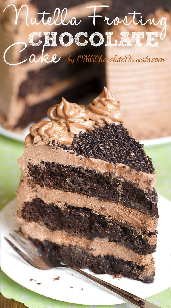 Best 25+ Nutella frosting ideas on Pinterest | Nutella ...