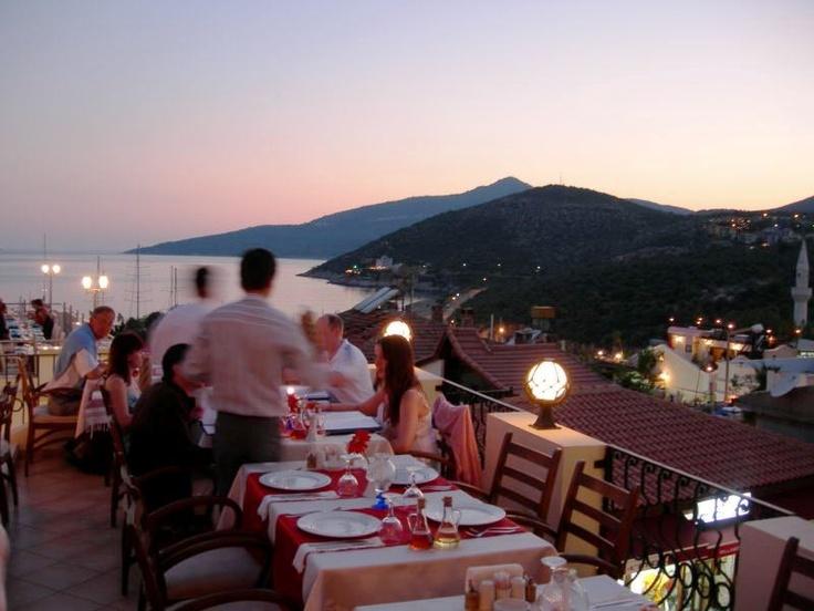 Restaurants, Kalkan