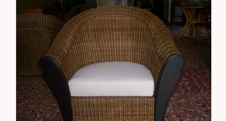 30 best mimbre y rattan images on pinterest wicker for Sofas mimbre exterior