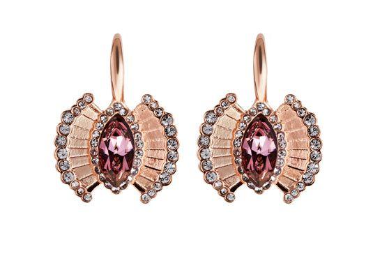 Bijoux roses: boucles d'oreilles Cara Ca &Lou http://www.vogue.fr/joaillerie/shopping/diaporama/bijoux-la-vie-en-rose/17327/image/928469#!bijoux-roses-boucles-d-039-oreilles-cara-ca-amp-lou