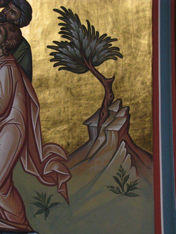 Розпис кафедрального собору (купо..