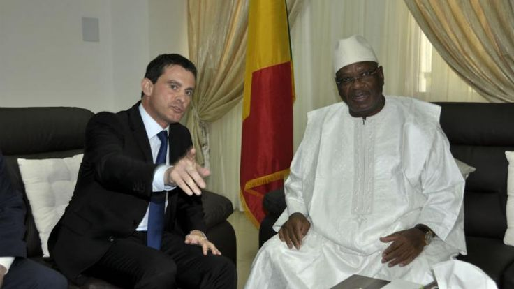 Manuel Valls en Afrique pour soutenir le  Mali et au Burkina Faso face au  terrorisme  - http://www.malicom.net/manuel-valls-en-afrique-pour-soutenir-le-mali-et-au-burkina-faso-face-au-terrorisme/ - Malicom - Toute l'actualité Malienne en direct - http://www.malicom.net/