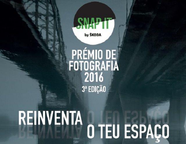 Snap It: Reinventa o teu espaço e concorre ao Prémio de Fotografia da Skoda