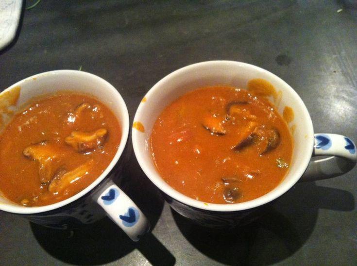 Borlotti Bonen (maaltijd)soep recept   Smulweb.nl