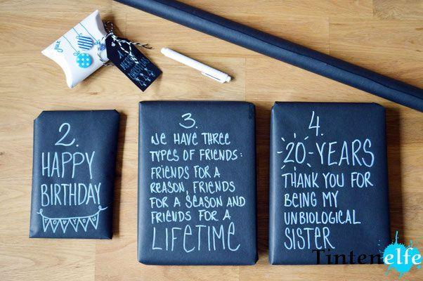 die besten 17 ideen zu geschenke f r die beste freundin auf pinterest freund geschenke. Black Bedroom Furniture Sets. Home Design Ideas