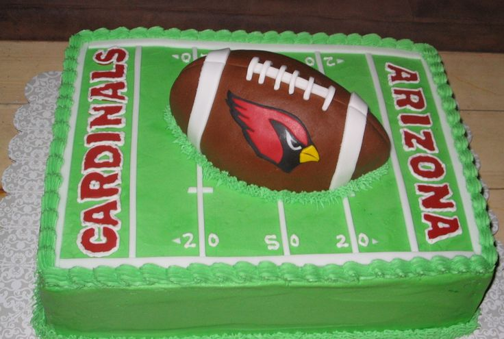 36 Best Images About Cardinals Birthday Party On Pinterest