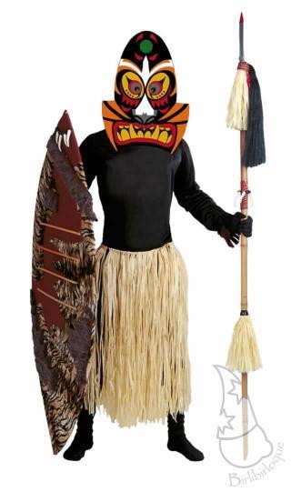 Disfraz de Salvaje de la selva Ref. 10596 | Disfraces para hombre | Comprar disfraces en Tienda-disfraces.es