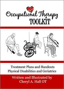 OT Toolkit for physical disabilities and geriatrics