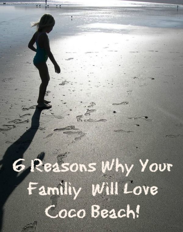 6 reasons why your family will Love Coco Beach! #Florida #getaways
