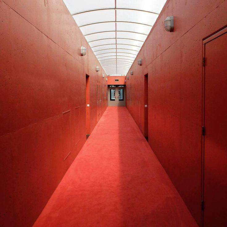 """#amsterdam #architecture #holland #mvrdv #corridor"""