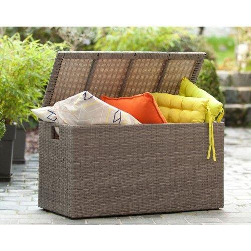 17 meilleures id es propos de coffre de rangement jardin - Fabriquer un coffre a jouets simple et rapide en bois ...