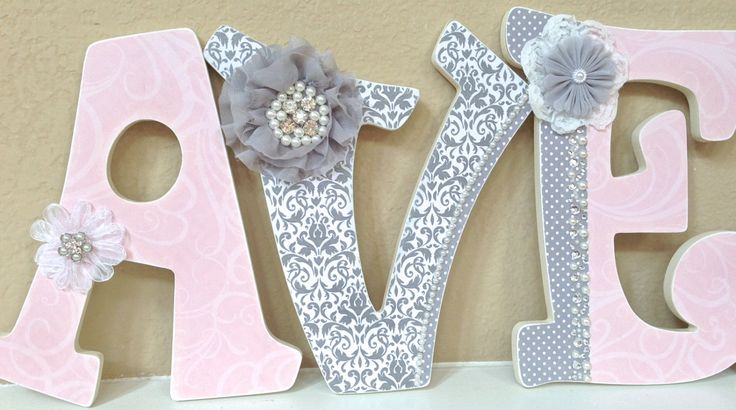 1000+ Ideas About Hanging Letters On Pinterest