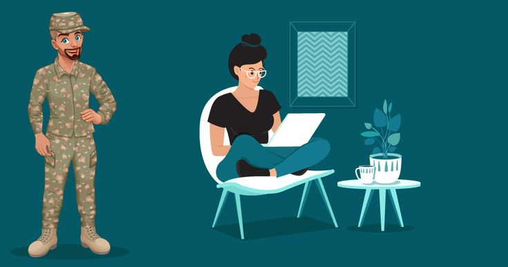 5 benefits of online learning for military spouses