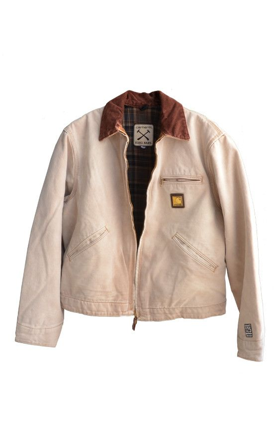 Carhartt X King Baby Detroit Jacket