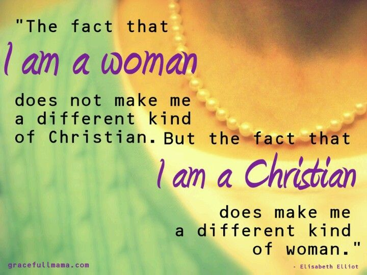 christian girl sayings - photo #19