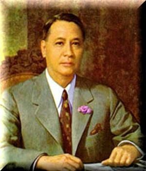 Manuel Acuña Roxas ( January 1, 1892 - April 15, 1948 ) is a politician in the Philippines . He served as President of the Philippines from May 1946 to his ...