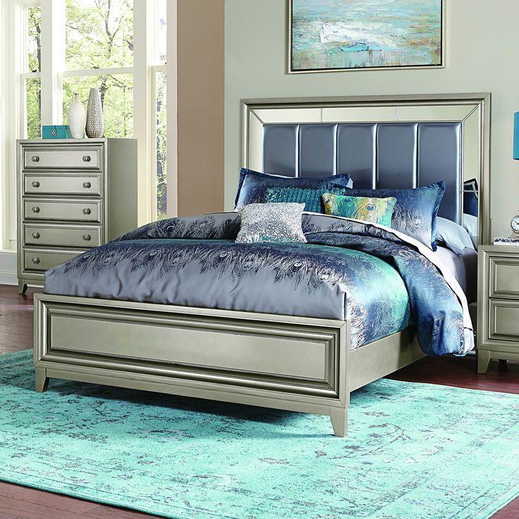 Gloucester Upholstered Standard Bed Upholstered beds