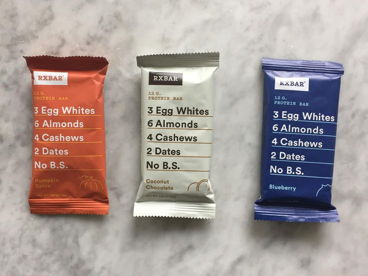 """Even with minimal ingredients, these bars are full of flavor. They are gluten, soy, and dairy free with no added sugar. Egg whites help pack 13 to 15g of protein in each palm-size bar. No wonder they are rising in popularity.  Staff Favorite:Pumpkin Spice  What Tasters Said: """"The texture is very chewy.""""  """"The blueberry flavor is very strong.""""  Nutrition Facts: 210 calories, 9g fat, 1.5g sat fat, 150mg sodium, 4g fiber, 15g fiber, 12g protein"""