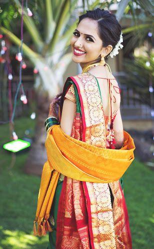 """The Triune Pictures """"Portfolio"""" Weddig Bridal Lehenga - Bride in Amazing Saree Gown. More information on WeddingNet #weddingnet #indianwedding #indianbride #indianwedding #bridallehenga #lehenga #pink #gold #beige #weddinglehenga #weddingsaree #bride #gown"""