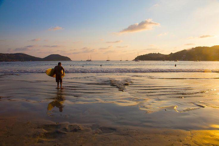 La Madera, Zihuatanejo-Ixtapa, Guerrero - Las mejores playas de México (que no son Cancún)