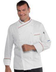 Giacca Cuoco Panama slim