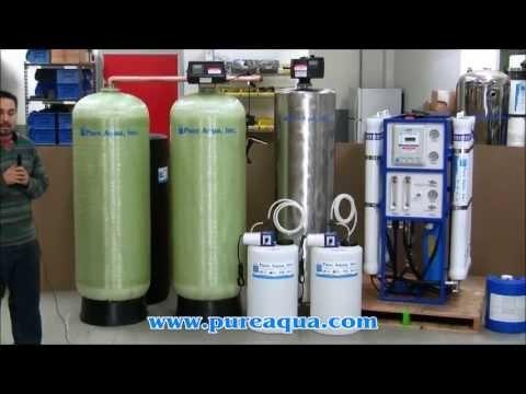 http://www.pure-aqua.com/brackish-water-ro.html : Pura Aguamarina y suministramos Sistema de Ósmosis Inversa Agua Salobre para una empresa de tratamiento de agua principal en Jordania. Su producción 12,000 GPD.