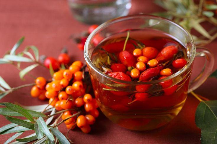 Осенние напитки: чай с облепихой | COOKINGBOOK - ДНЕВНИК КУЛИНАРА