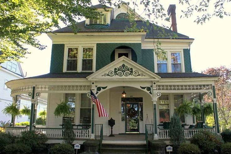 Historic Homes On Pinterest Queen Anne Chevy Chase And Cuthbert