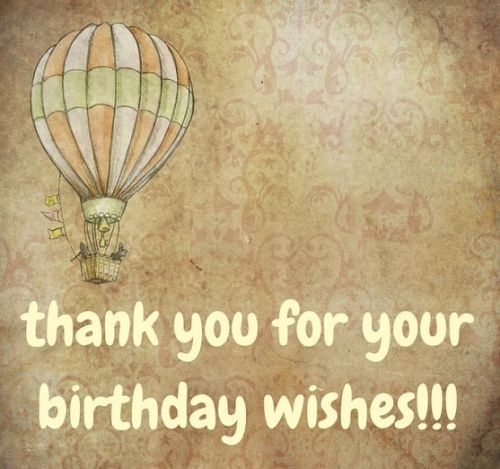 Thanks For Happy Birthday Wishes Quotes: 178 Best Images About Happy Birthday Quotes For Friends