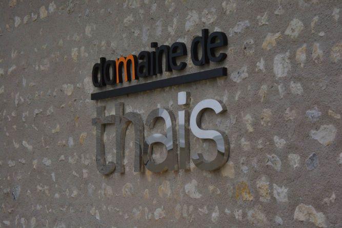 Retour en image sur l'inauguration du Domaine de Thais à Sorigny