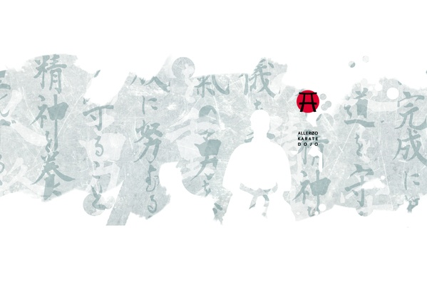 Visuel identitet for Allerød Karate Dojo