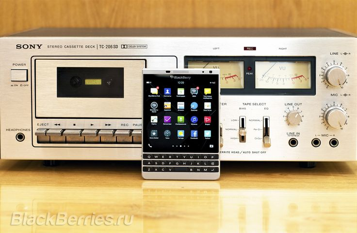 Снижена цена на BlackBerry Passport Silver Edition | BlackBerry в России