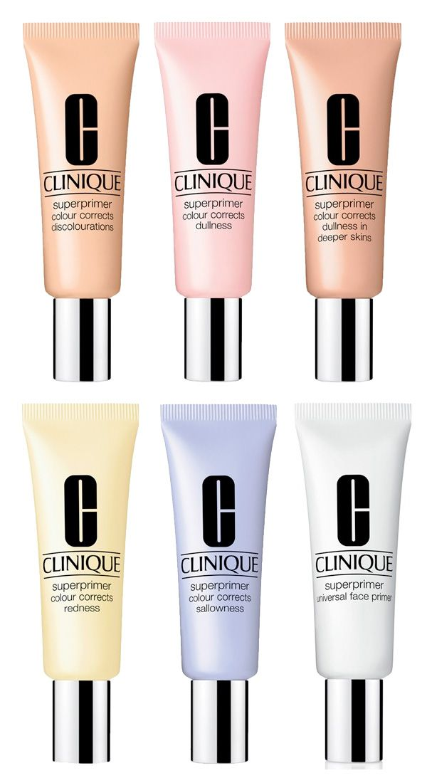 There is a face primer right for you!