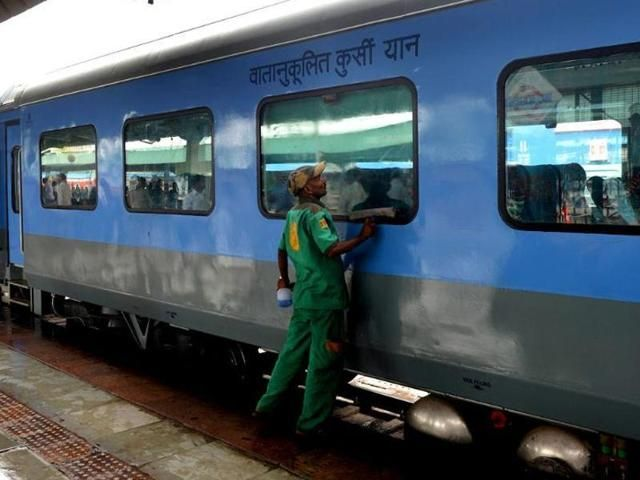 After the girl tweeted of harassment, the railway police was directed to help her immediately after which the accused was arrested and sent to jail for harassment.