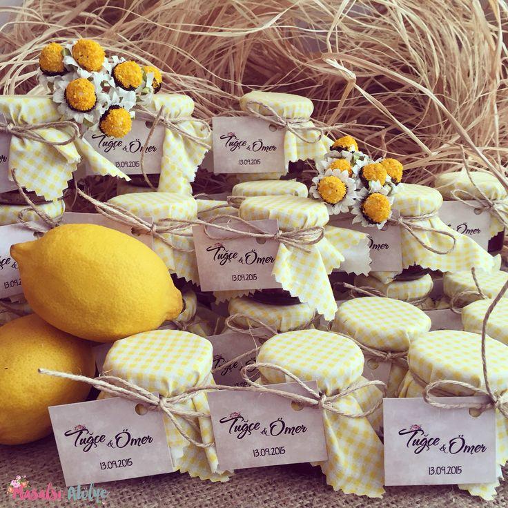 Nikah reçeli / Wedding jam #masalsiatolye #nikahreçeli #weddingjam www.masalsiatolye.com