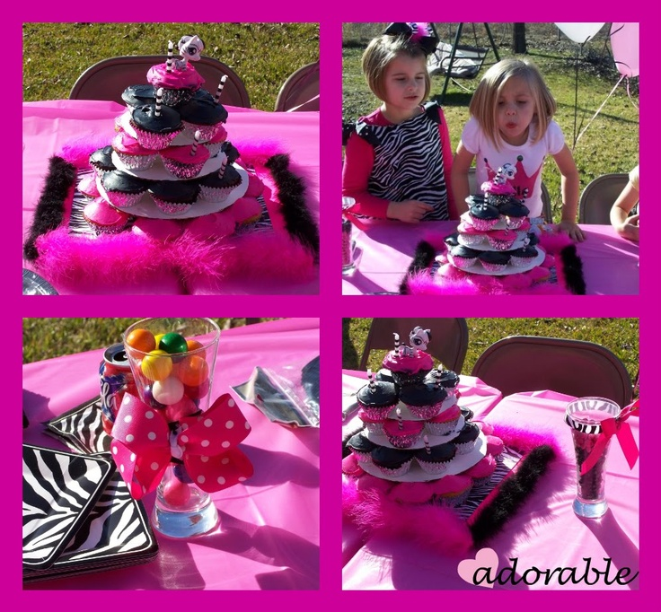 1000+ Ideas About Zebra Party Decorations On Pinterest