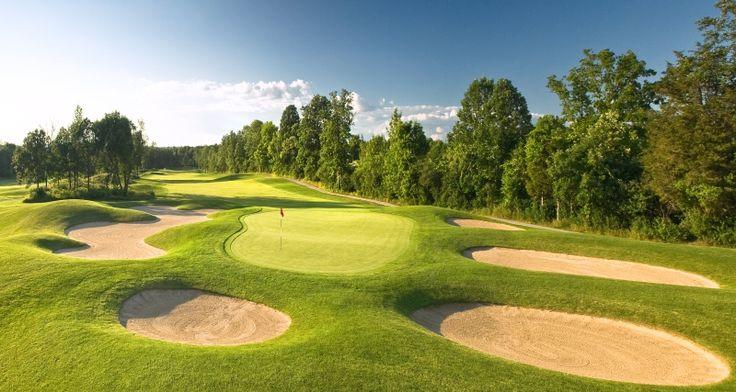 Trillium Wood Golf Club, Belleville, Ontario (worked here too)