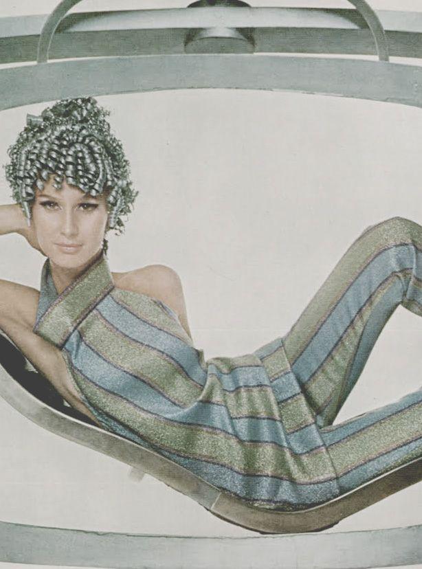 Vogue US April 1st, 1966Model: Brigitte BauerPhotographer: Richard Avedon