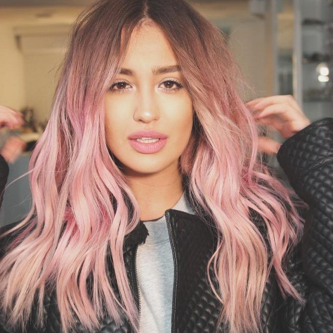 Inspirational Ideas for Pastel Pink Hair - Fashionre