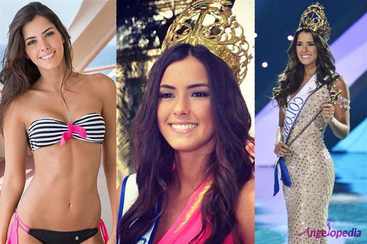 Paulina Vega Dieppa miss colombia 2013