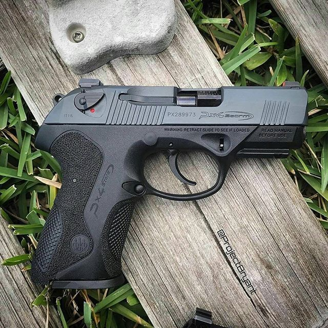 The PX4, a handgun that packs a punch. Double tap the image to show the love.  #guns #gun #handguns  Visit Gun Carrier TODAY for more gun facts and news by clicking the #linkinbio  Repost from @guns_gear_knives |  from @projectbryant