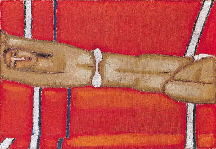 Nude, 1969