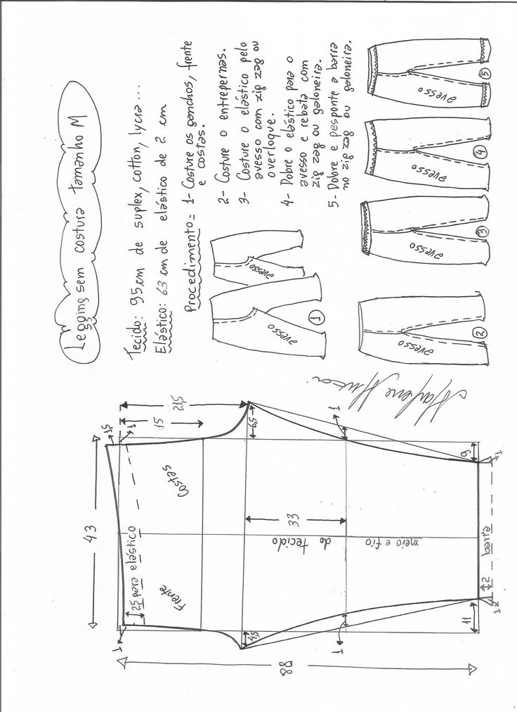 96 best costura images on Pinterest | Sewing patterns, Sewing ...