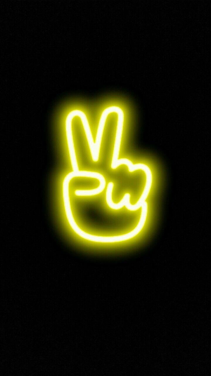 Pin By Sebb On Rainbow Neon Quotes Cartoon Wallpaper Iphone Snapchat Logo