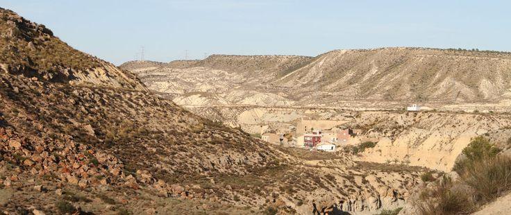 Pueblo de Mula, Murcia.